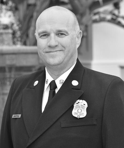 Chief Greg Barton