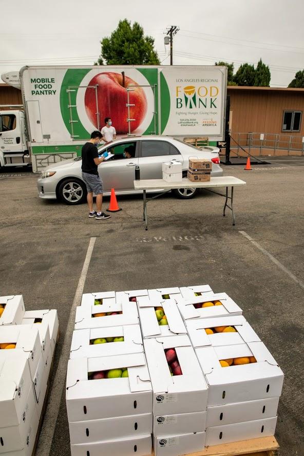 LA Regional Food Bank 1