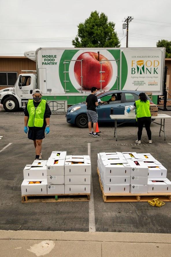LA Regional Food Bank 3