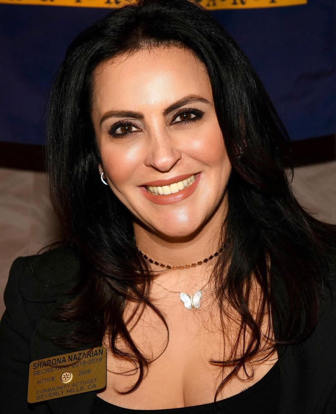 Sharona R. Nazarian