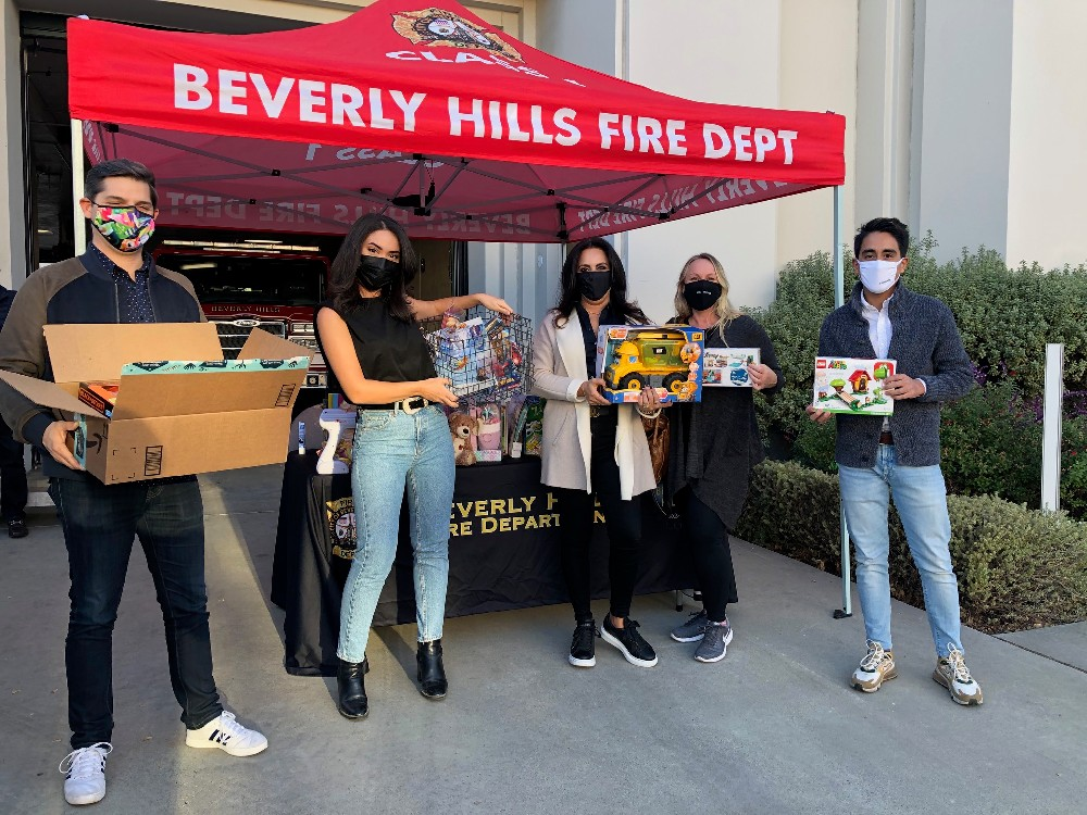 Beverly Hills Toy Drive 13