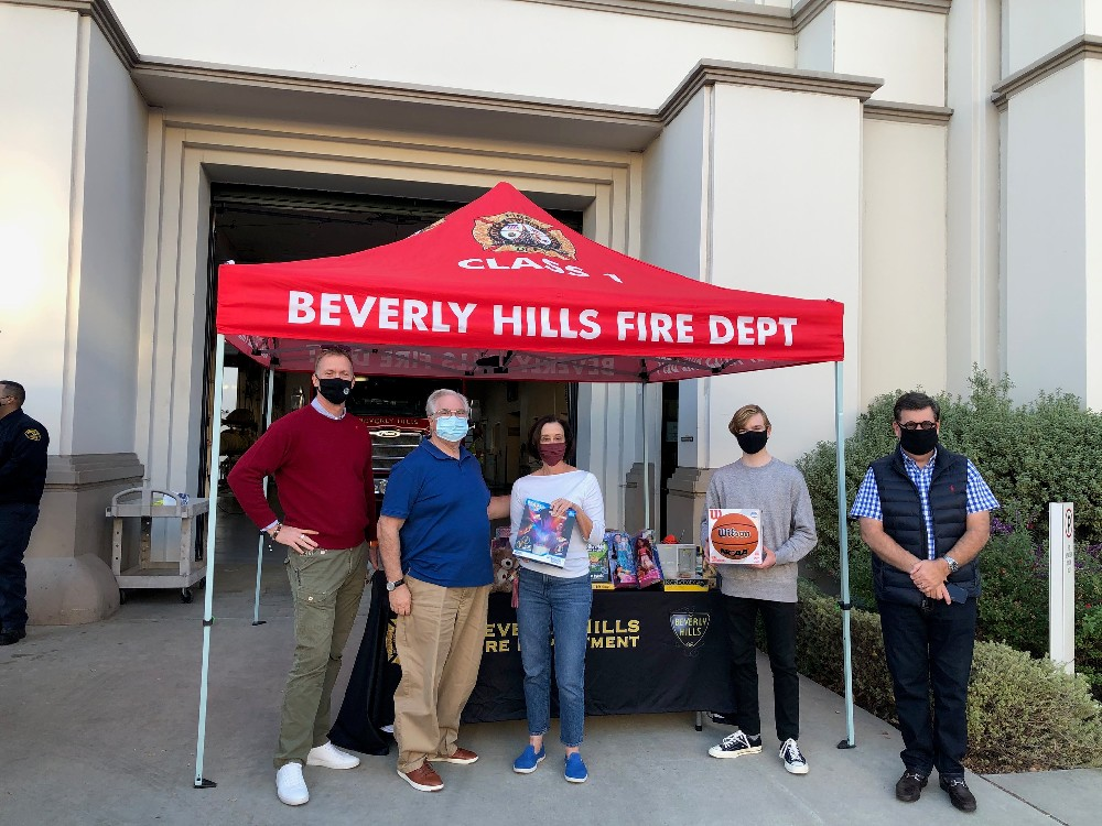 Beverly Hills Toy Drive 15