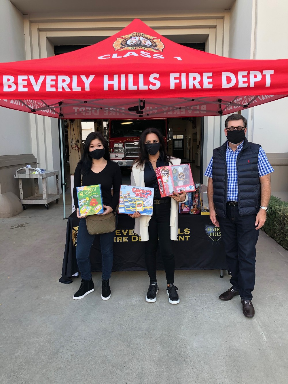Beverly Hills Toy Drive 16