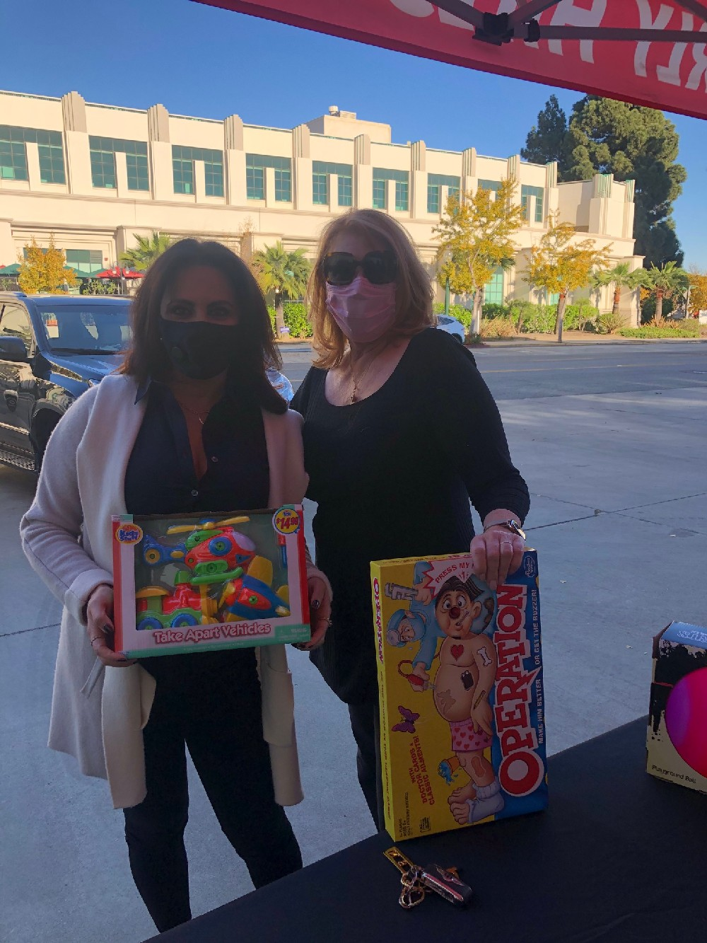 Beverly Hills Toy Drive 2