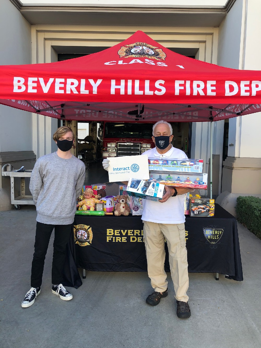 Beverly Hills Toy Drive 8