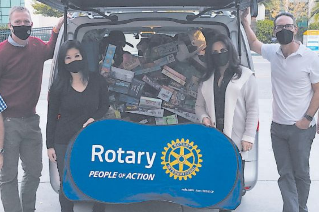 Rotary Club of BH Gives to Those in Need 1