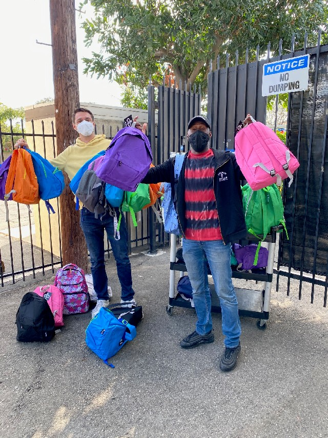 Backpack Donation 11