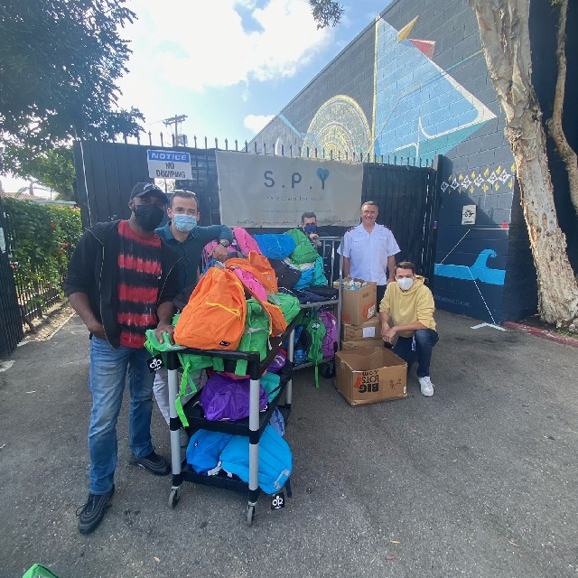 Backpack Donation 12