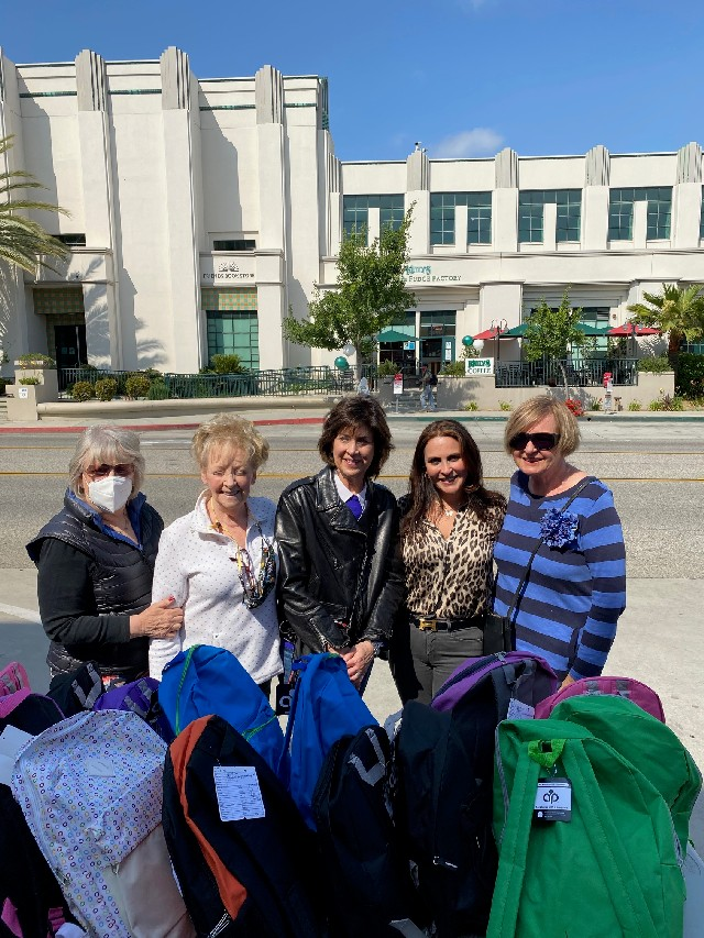 Backpack Donation 4
