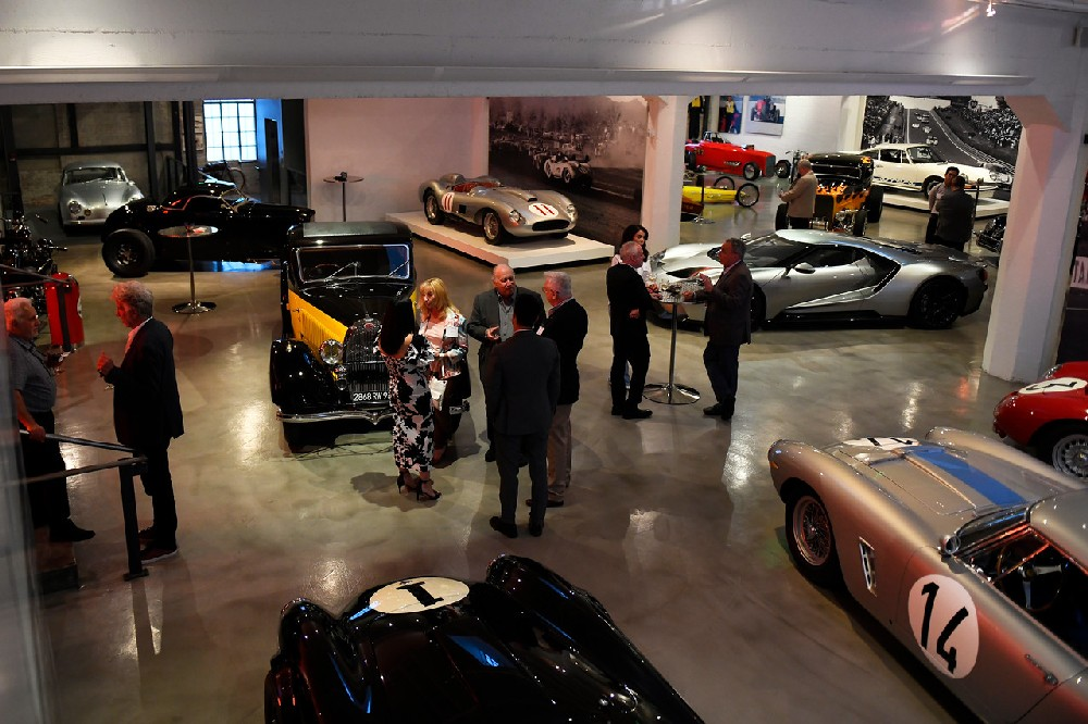 Bruce Myers Car Event Gallery