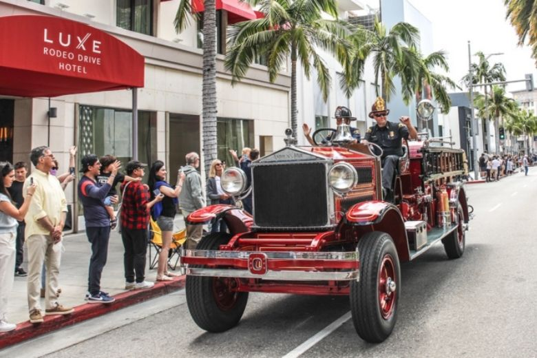 Beverly Hills Firefighters